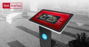 Best kiosk interface design - Free Download PSD