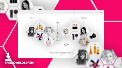 Free Multipurpose Website Mockup PSD