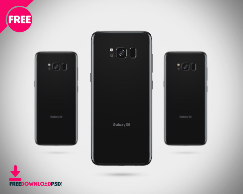 Download] Samsung Galaxy S8 Mockup | FreedownloadPSD com