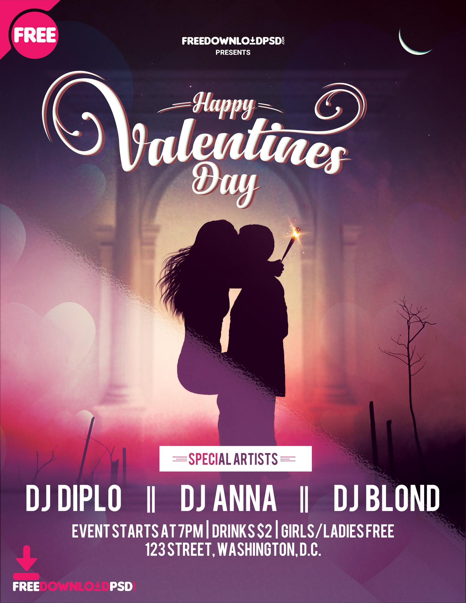 http://freedownloadpsd.com/wp-content/uploads/2018/01/Valentines-Day-Flyer-Template.jpg