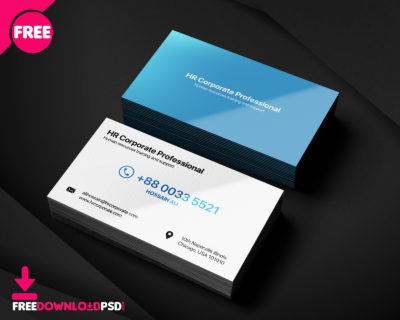 Free Graphic Designer Business Card FreedownloadPSDcom - Personal business cards templates free