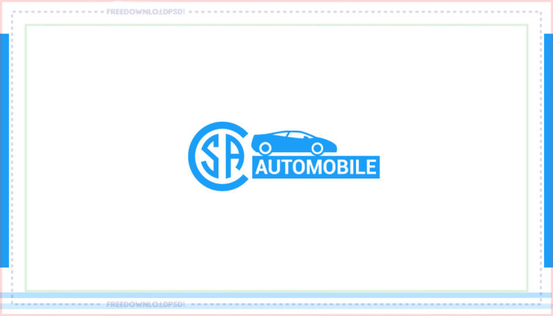 Automotive business card templates