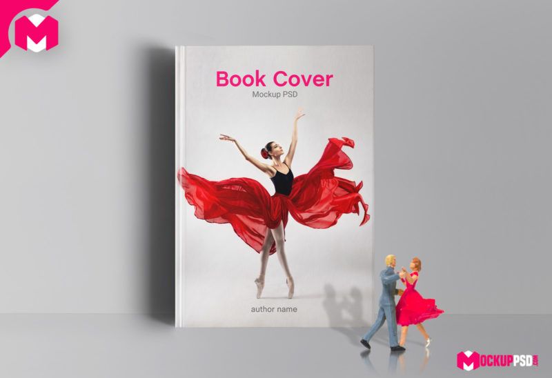 Classic Book Cover Download : Book cover mockup free psd template freedownloadpsd