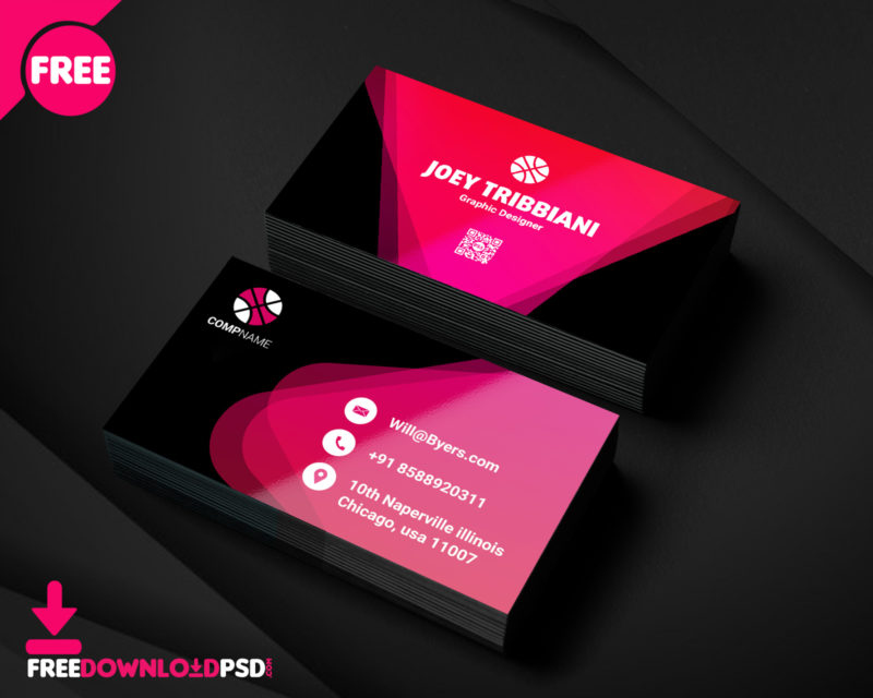 Graphic designer business card psd freedownloadpsd clean business card minimalist business card template free minimalist business card template psd flashek Gallery