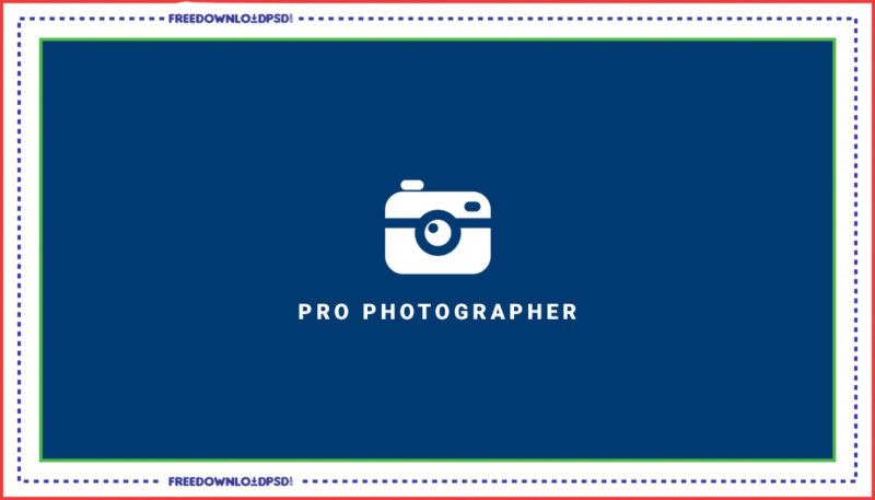 Photographer Business Card Template Freedownloadpsd