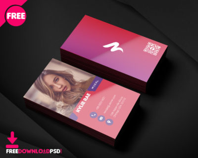 Free psd personal business card psd freedownloadpsd clean business card minimalist business card template free minimalist business card template psd flashek Gallery