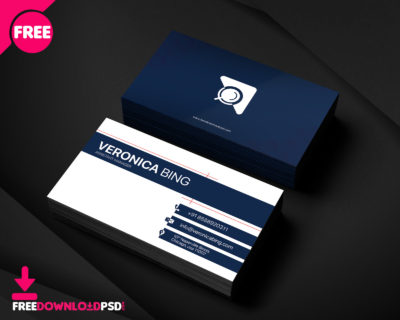 Istant Manager Business Card Psd Template